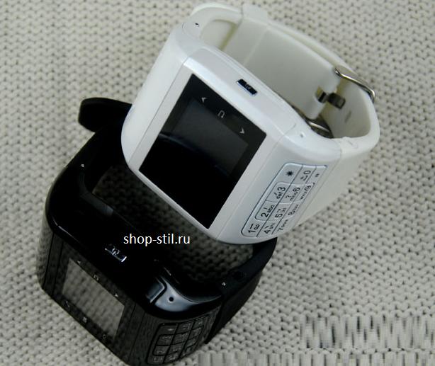 часы телефон с 2 сим картами