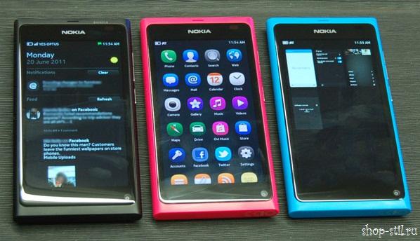 Nokia n9 купить не дорого в интернет магазине