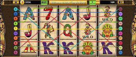 игра Aztec Gold
