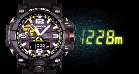 часы G-SHOCK Mudmaster GWG-1000