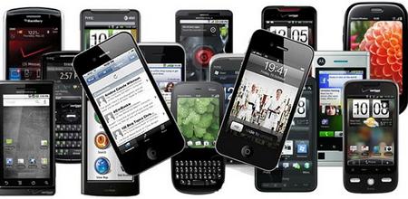 выбор мобильного телефона